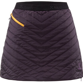Haglöfs L.I.M Barrier Skirt Women acai berry